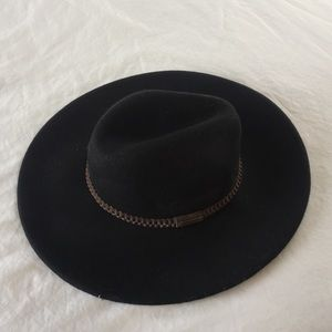 Billabong black boho hat